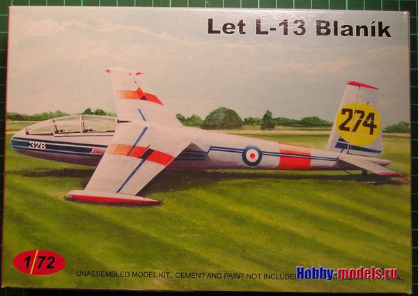 AZ model L-13 Blanik
