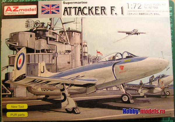 AZ model Attacker F.1
