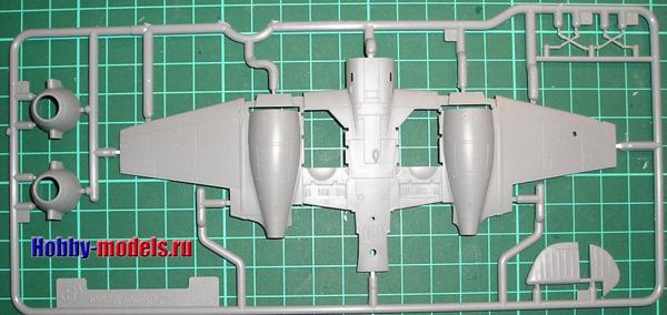 Сyber hobby Meteor F.III