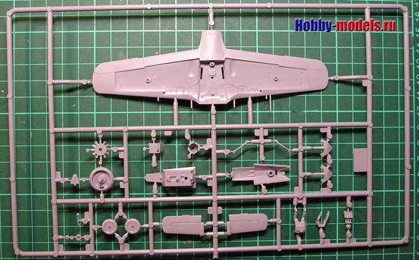 model Zvezda Fw-190