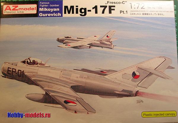 AZmodel MiG-17