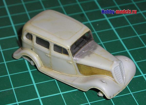 авто ГАЗ-М1