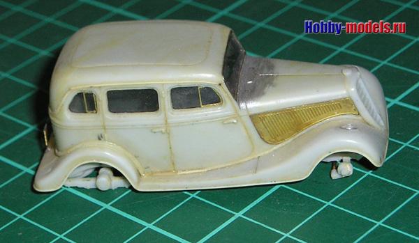 ACE gaz m1 model