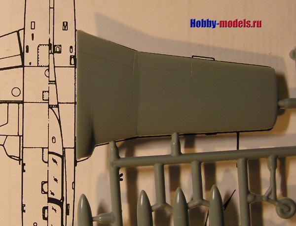 Л-29 дельфин чертеж
