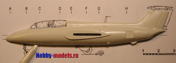 L-29 KP чертеж