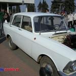 Выставка ретро автомобилей