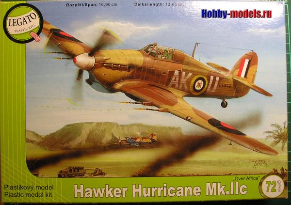Legato Hawker Hurricane