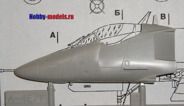 A-4 Skyhawk AiV plans