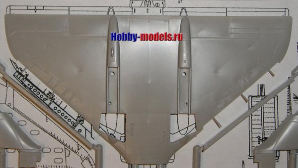 a-4 skyhawk model plans