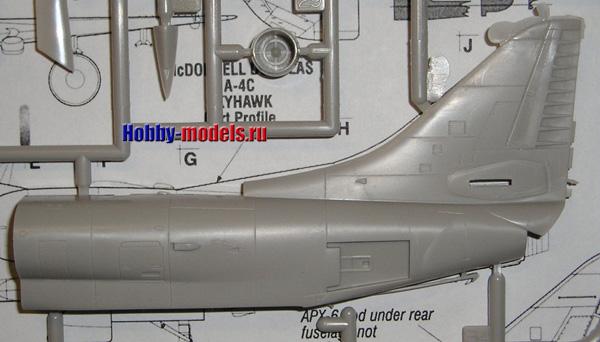 a-4 skyhawk Warpaint