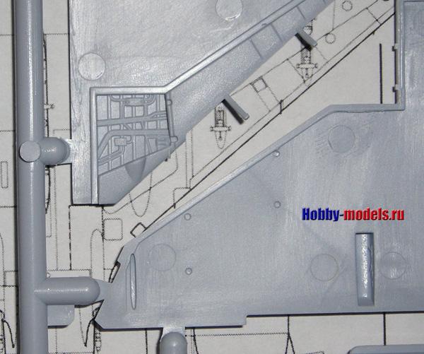 a-4 skyhawk w SAMI plans