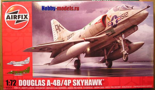 Airfix a-4 skyhawk