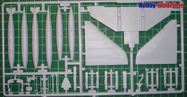 Airfix a-4 sp.3