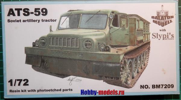 Balaton ATS-59 model
