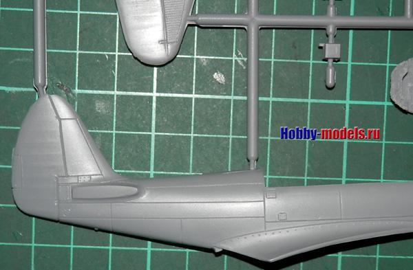 Admiral TBD-1 Devastator detail