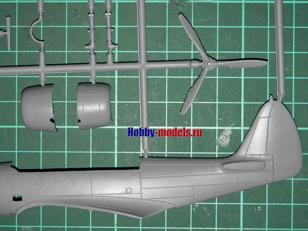 TBD-1 Devastator detail