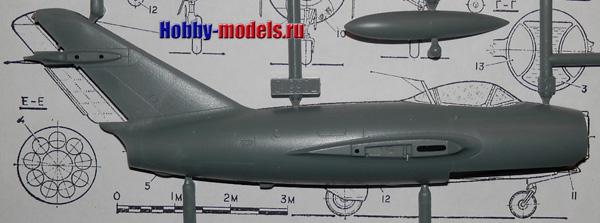MiG-15 chertezhi