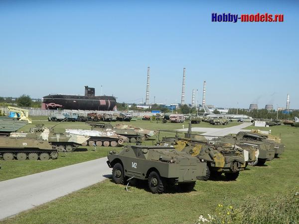 Tolyatti AutoVAZ muzei ploshadka 2