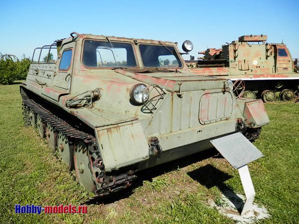 GAZ-47 GT-S