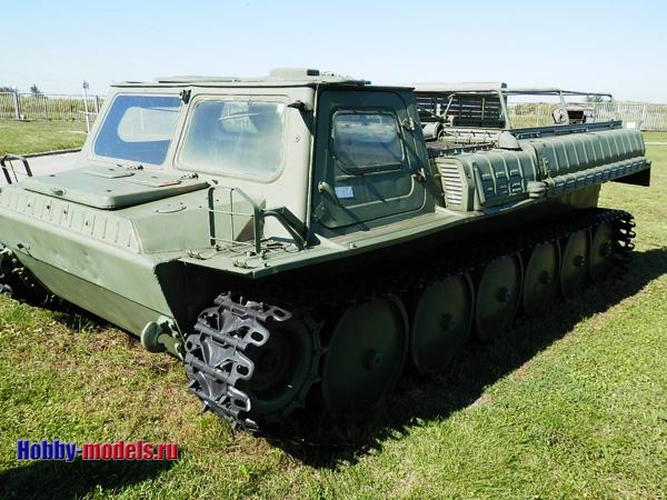 GAZ-71 GT-SM