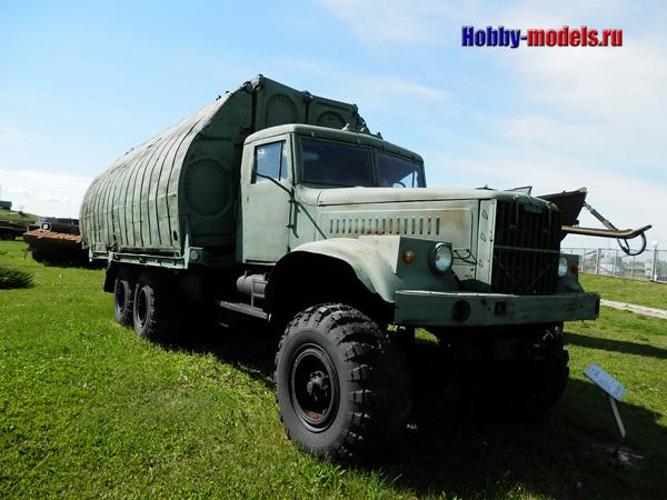 KrAZ-255 PMP