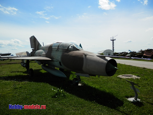 MiG-21UB