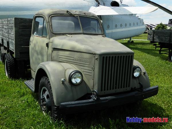 Truck GAZ-51