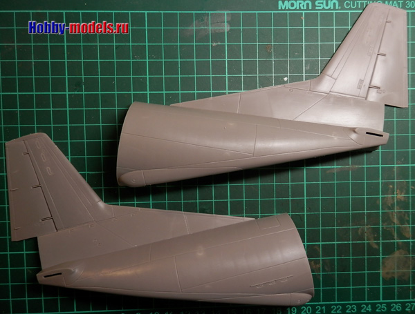 An-12 rear fuselage