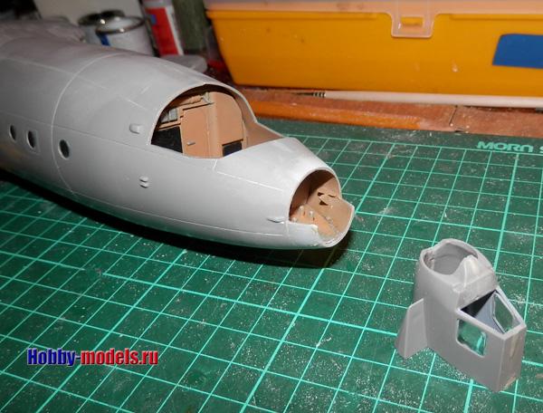 an-12 rear cocpit