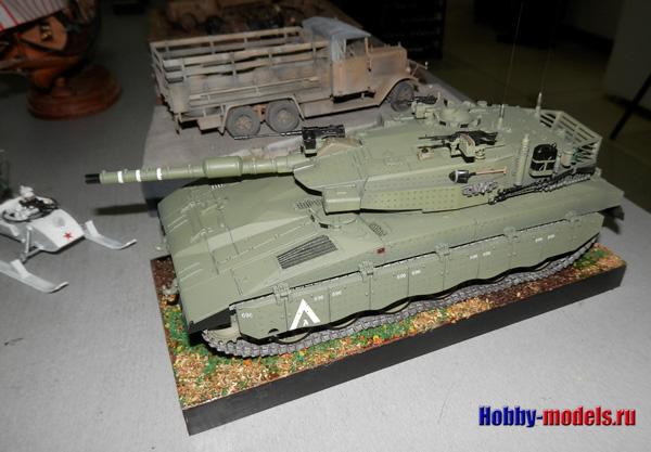 Merkava 1-35