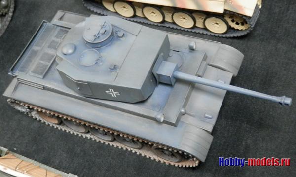 Мосфильм танк Т-4