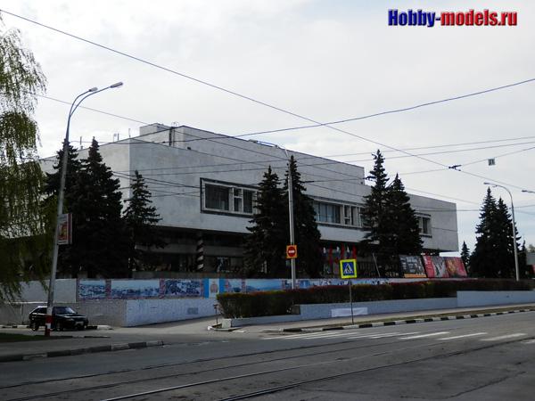 Ульяновск утро 9 Мая