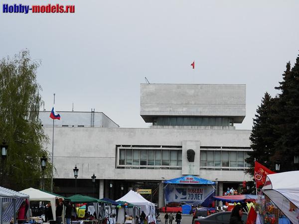 9 мая 2015 в Ульяновске