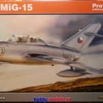 Модель МиГ-15УТИ