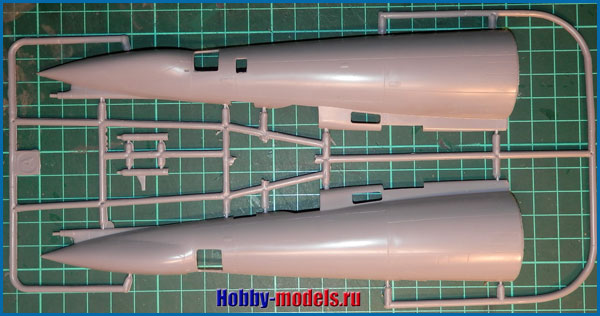 Носовая часть Ту-22