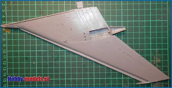 Modelsvit Tu-22 wing
