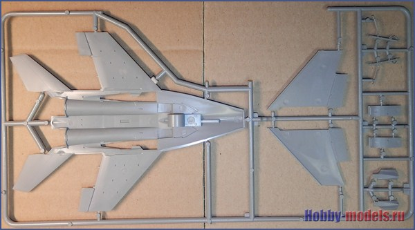 Zvezda MiG-29 model kit