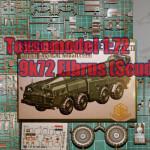 Модель 9к72 Эльбрус Scud-B. Фото и видео обзор.