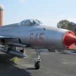 Самолет МиГ-21. Фото. Технические характеристики.