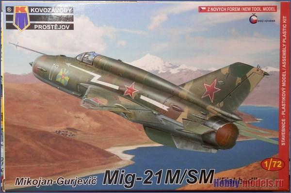 Kovozavody Prostejov MiG-21