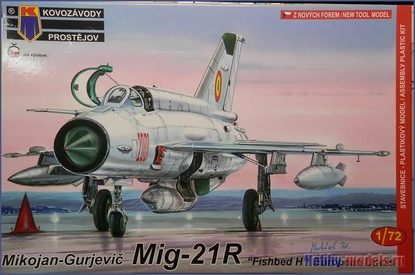 Kovozavody Prostejov MiG-21R
