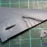 Сборка модели самолета МиГ-21.